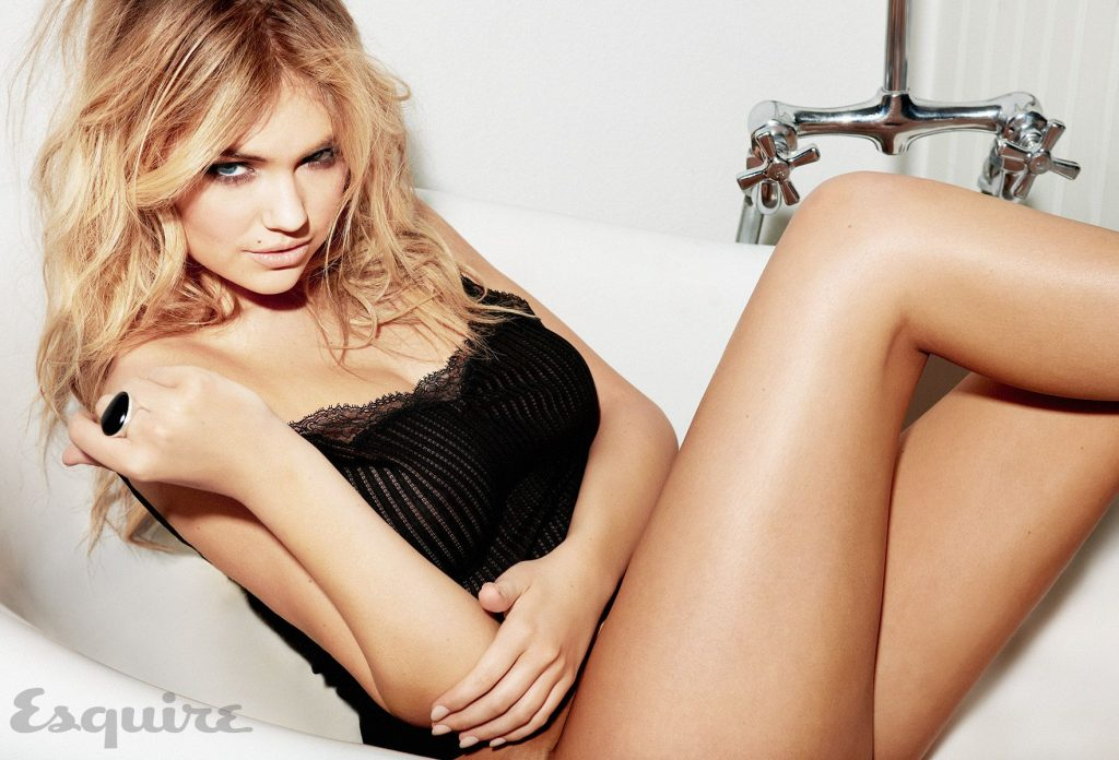 These Kate Upton's Nude Materials Can Make You Fap Now!