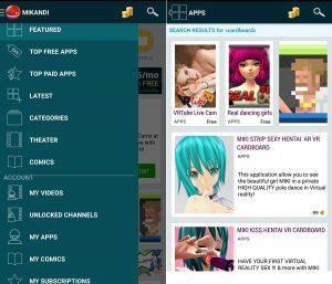mikandi app
