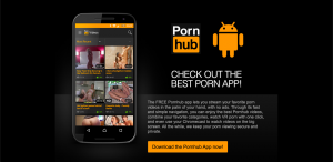 pornhub app